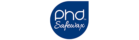 PHD Safe Waxing for women & Men logo